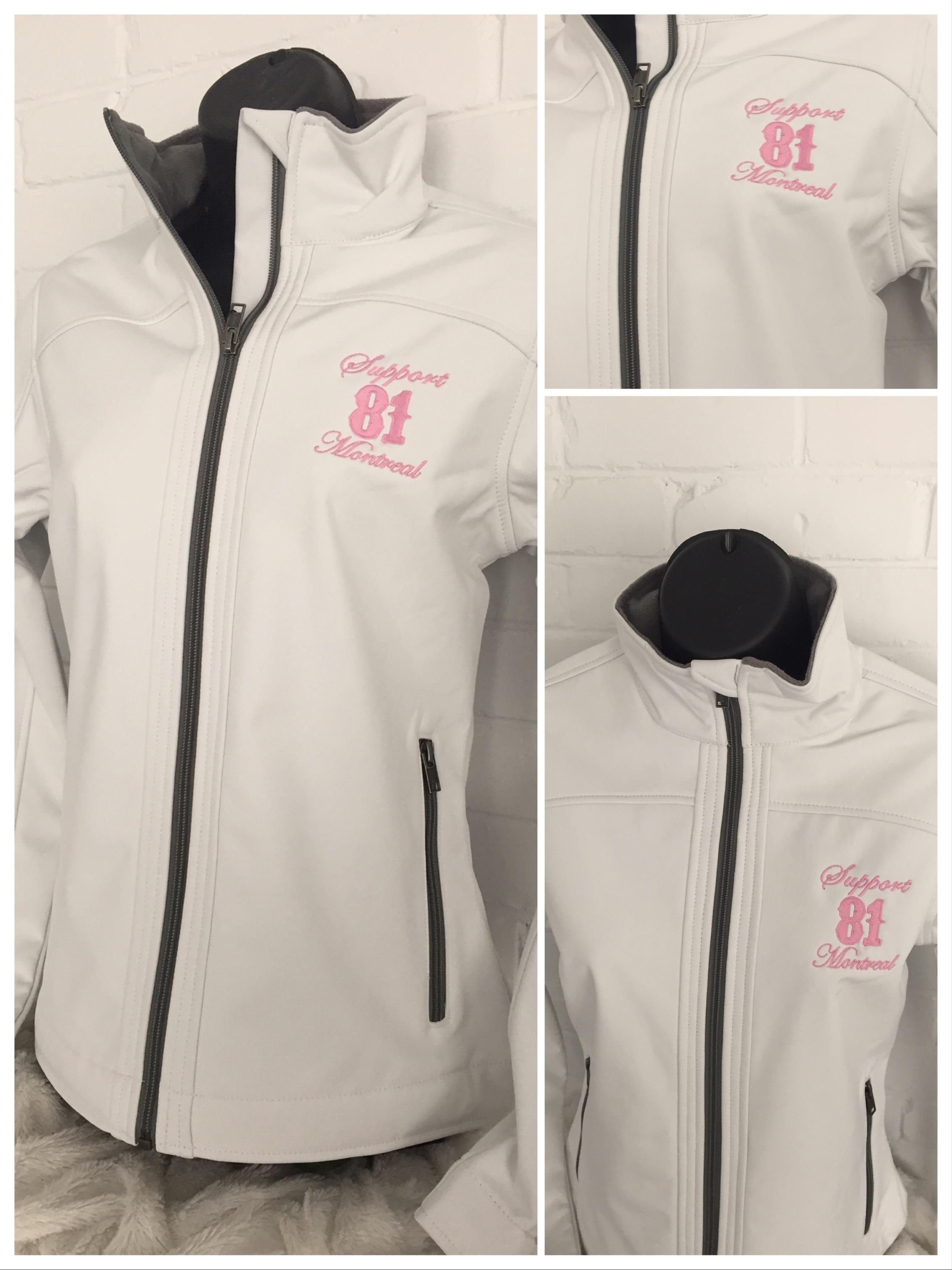 HMW-021 Women Jacket / WHITE