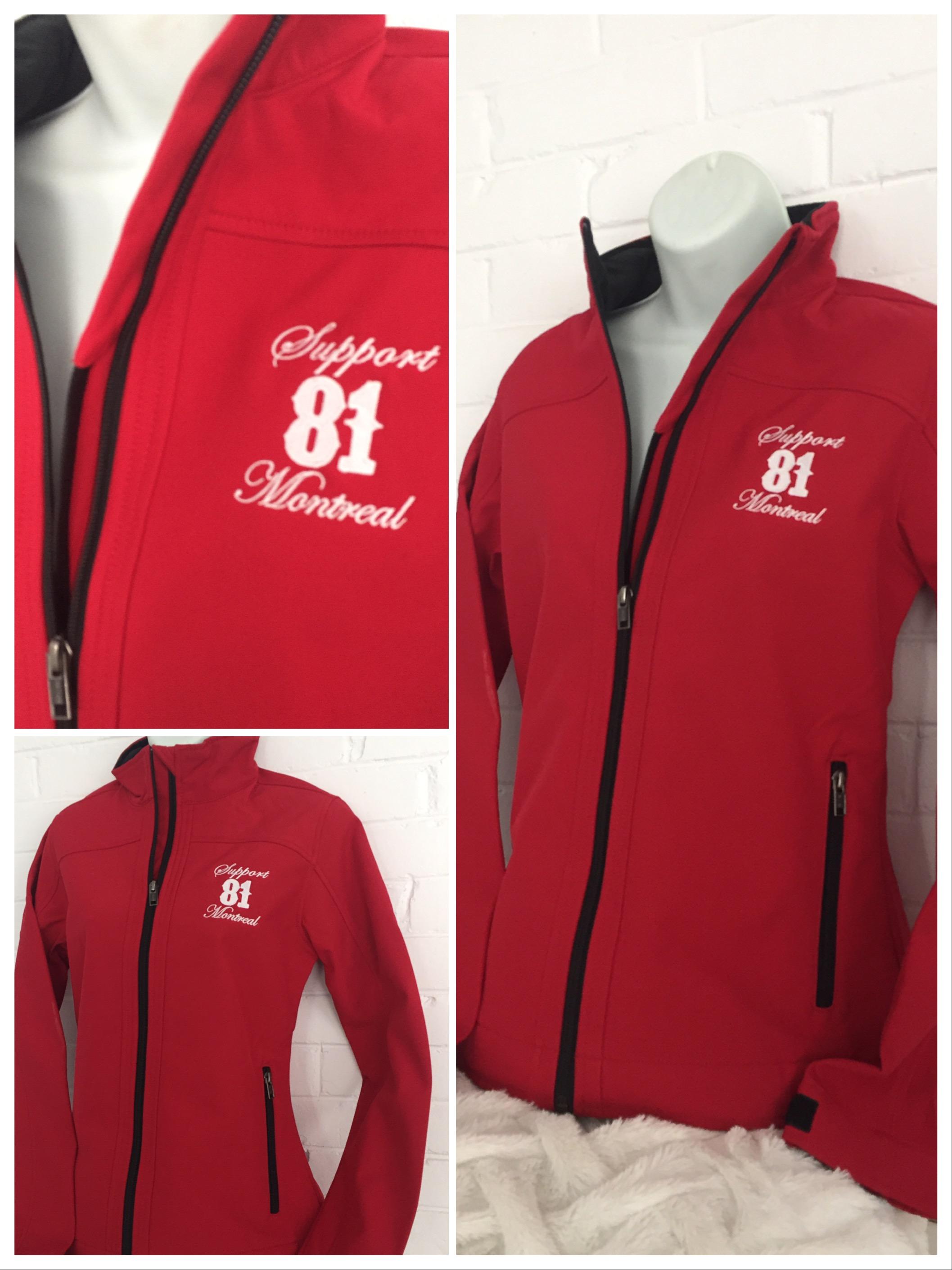 HMW-023 Women Jackets / RED