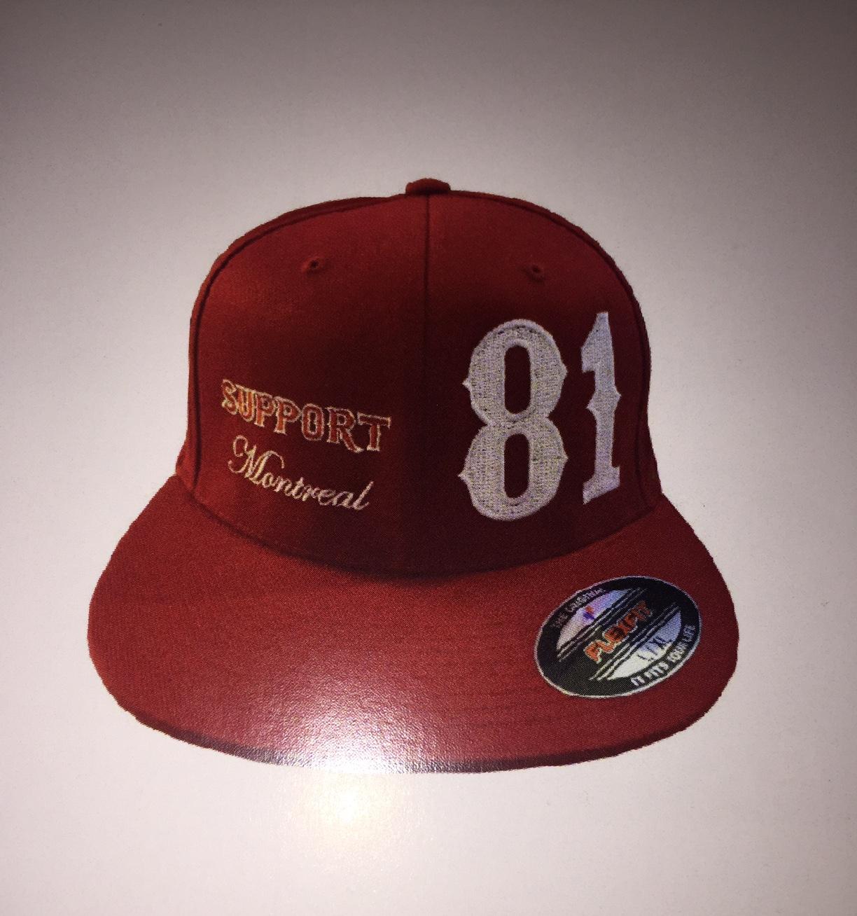 HMA-002 CAP / RED