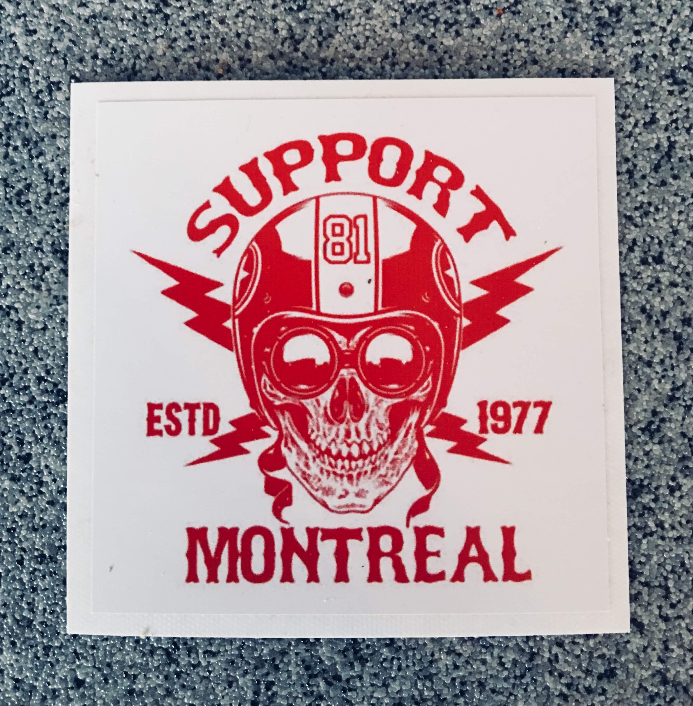 Sticker / HMA-502