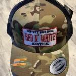 HMA-1011 /  CAP / MULTICAM BLACK & GREEN